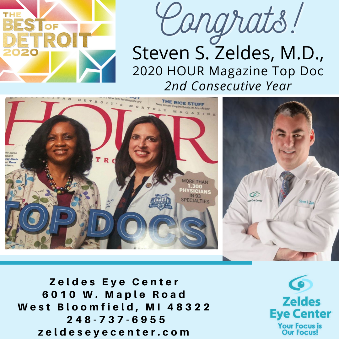 Dr Steven Zeldes MD - Top Docs 2020